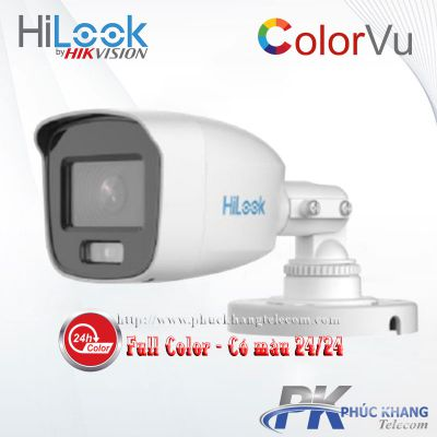 Camera Full Color 2MP HiLook THC-B229-M
